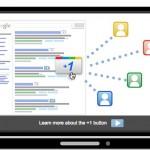 Google +1 // Et la recherche devint Social …