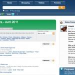 "Mai 2011 – Classement Wikio ""Loisirs"""