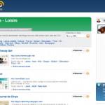"""Août 2011 – Classement Wikio """"Loisirs"""""""
