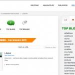 Décembre 2011 – 1er Classement Ebuzzing Loisirs